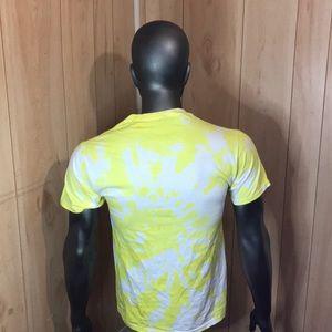Detroit Banded  Tie-dye T-shirt limit edition